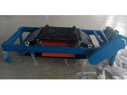 上海山磁自卸式永磁除铁器成功进军苏州市场