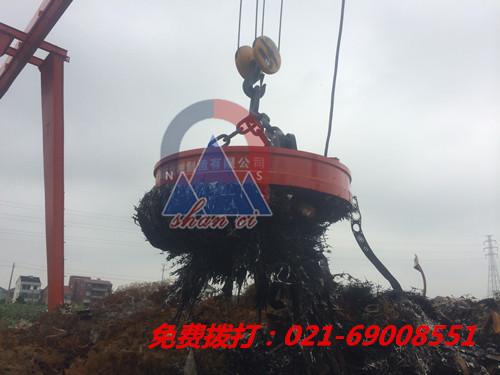 上海山磁起重电磁铁