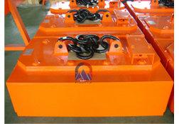 捆扎螺纹钢、型钢专用起重电磁铁