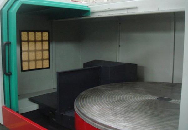 立轴圆台平面磨床