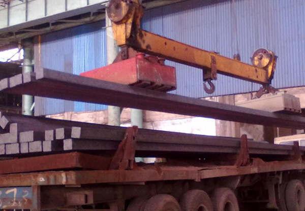 方坯、梁坯、板坯吊运用电磁铁