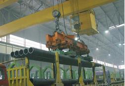 吊运管坯、钢管用起重电磁铁