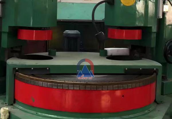 双立轴圆台磨床